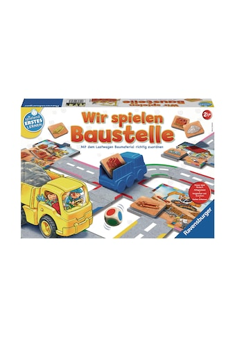 Ravensburger Spiel »Wir spielen Baustelle« kaufen