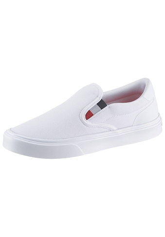 TOMMY HILFIGER Slip-On Sneaker »SLIP ON LIGHTWEIGHT KNIT SNEAKER SLIP ON«, mit... kaufen