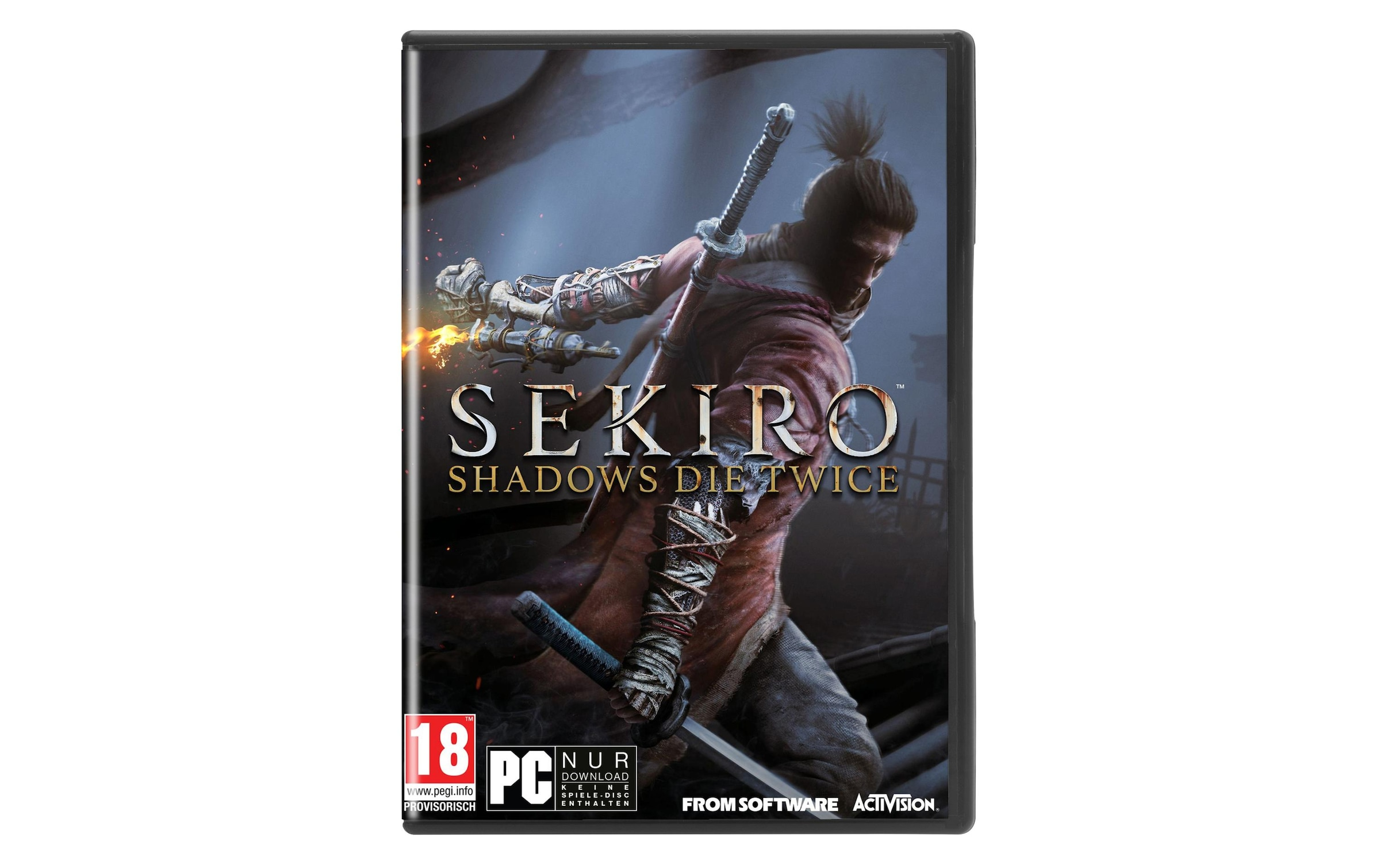 Image of Blizzard Sekiro: Shadows Die Twice, Activision