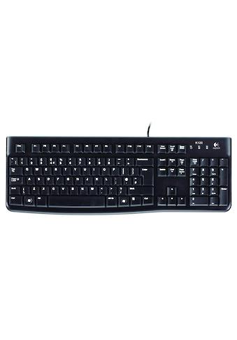 Logitech PC-Tastatur »K120 Business CH-Layout«, (Ziffernblock) kaufen