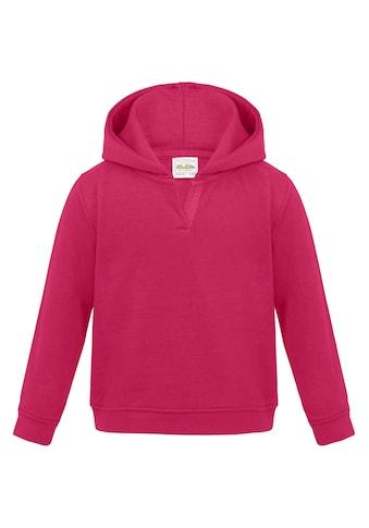 AWDIS Kapuzenpullover »Just Baby Unisex SupaSoft Kapuzen Pullover« kaufen