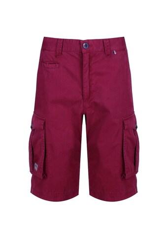 Regatta Cargoshorts »Herren Cargo-Shorts Shorebay im Vintage-Look« kaufen