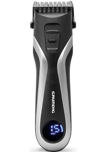 Grundig Haar -  und Bartschneider MC 8840, Aufsätze: 6 Stk. kaufen