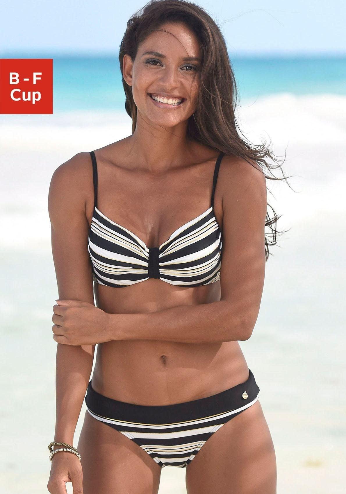 Image of LASCANA Bügel-Bikini-Top »Caja«
