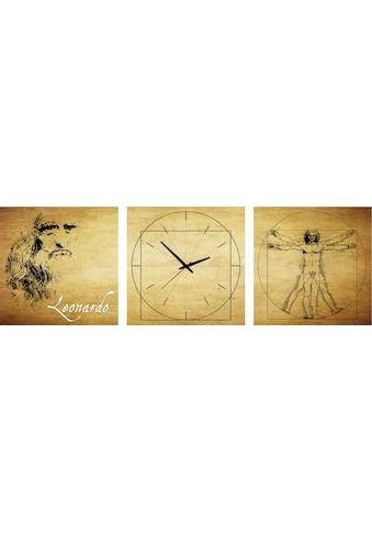 Conni Oberkircher´s Bild »Leonardo« (Set) kaufen