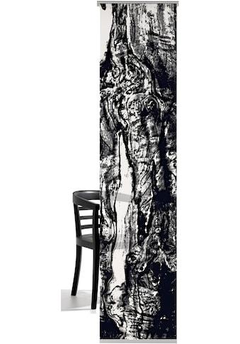emotion textiles Schiebegardine »Holz«, HxB: 260x60, mit Befestigungszubehör kaufen