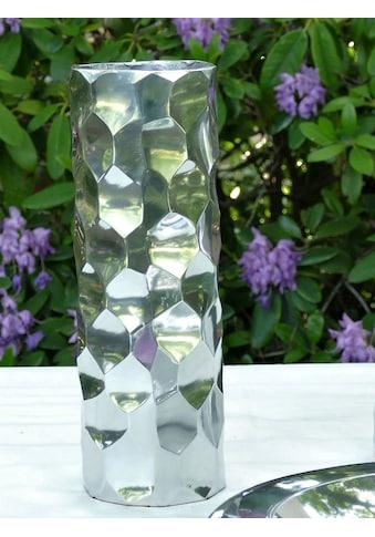ARTRA Dekovase »Aluminium Vase ' Space' M« (1 Stück) kaufen