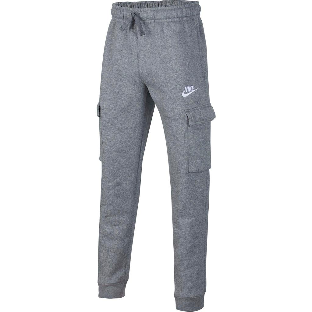 Nike Sportswear Cargohose »BOYS CLUB CARGO PANT«
