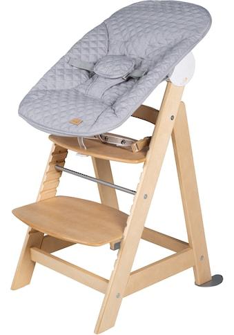 roba® Hochstuhl »Treppenhochstuhl 2-in-1 Set Style, Born Up«, mit Neugeborenen-Aufsatz kaufen