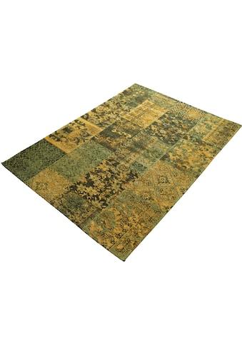 OCI DIE TEPPICHMARKE Teppich »Alanis Allover«, rechteckig, 5 mm Höhe, Flachgewebe,... kaufen