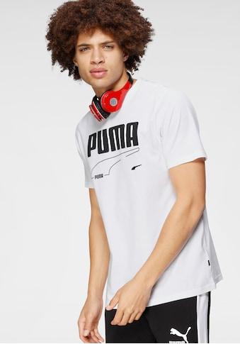 PUMA T-Shirt »Rebel Tee« kaufen