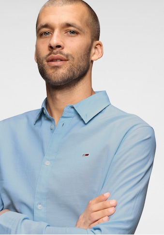 Tommy Jeans Langarmhemd »TJM STRETCH OXFORD SHIRT« kaufen
