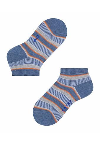 FALKE Sneakersocken »Mixed Stripe«, (1 Paar), mit Baumwolle kaufen
