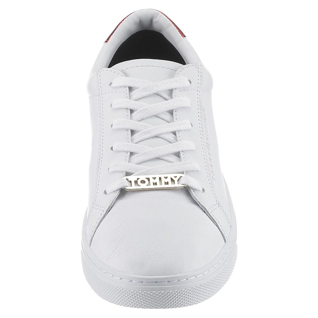 TOMMY HILFIGER Sneaker »Venus 22A«, mit Tommy Hilfiger Schriftzug aussen