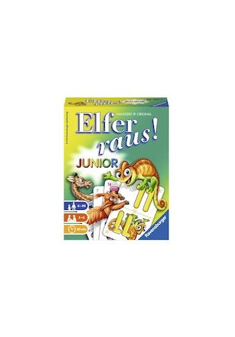 Ravensburger Spiel »Junior Elfer raus« kaufen