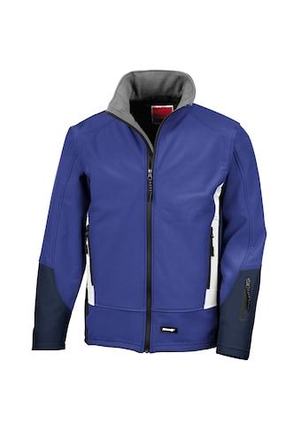 Result Softshelljacke »Herren Blade 3 Layer Softshell-Jacke / Performance-Jacke« kaufen