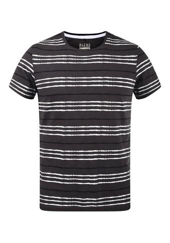 Blend Rundhalsshirt »Valle«, T-Shirt kaufen