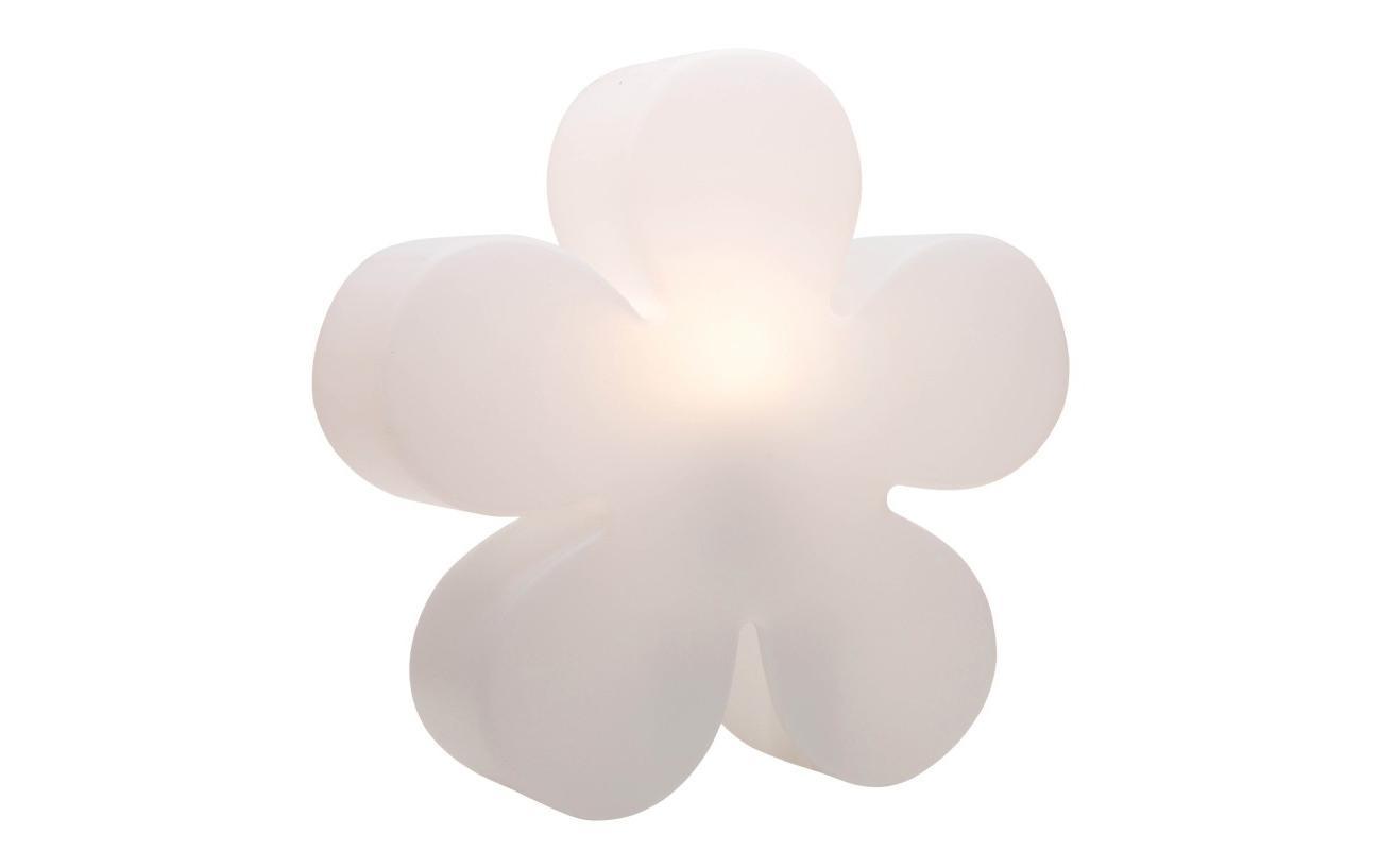 Image of 8 seasons design Dekolicht »Shining Flower 60 cm, Weiss«, Warmweiss