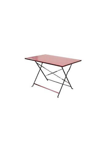 Gartentisch »Rio, Rot« kaufen