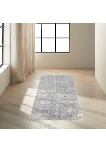 Läufer, »Vapor CK971«, Calvin Klein, rechteckig, Höhe 7 mm, maschinell gewebt kaufen