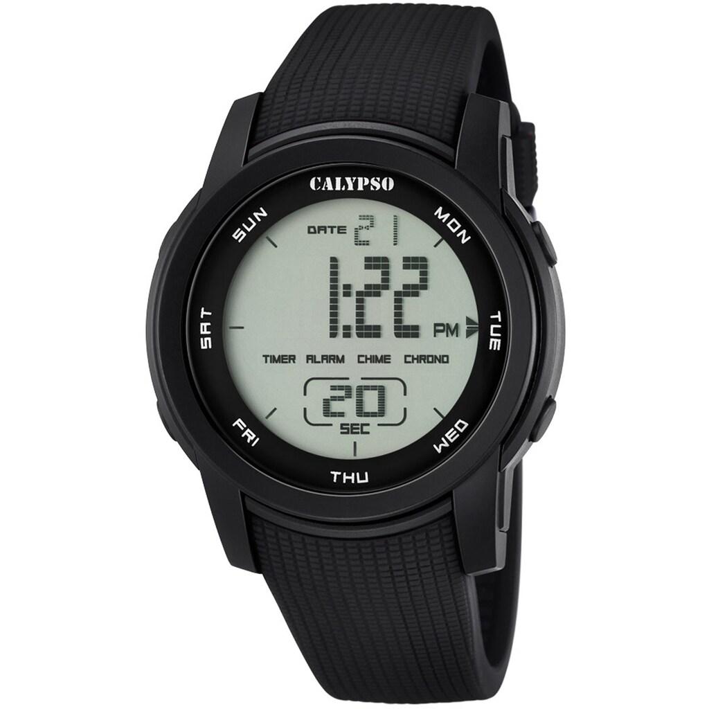 CALYPSO WATCHES Chronograph »Color Splash, K5698/6«