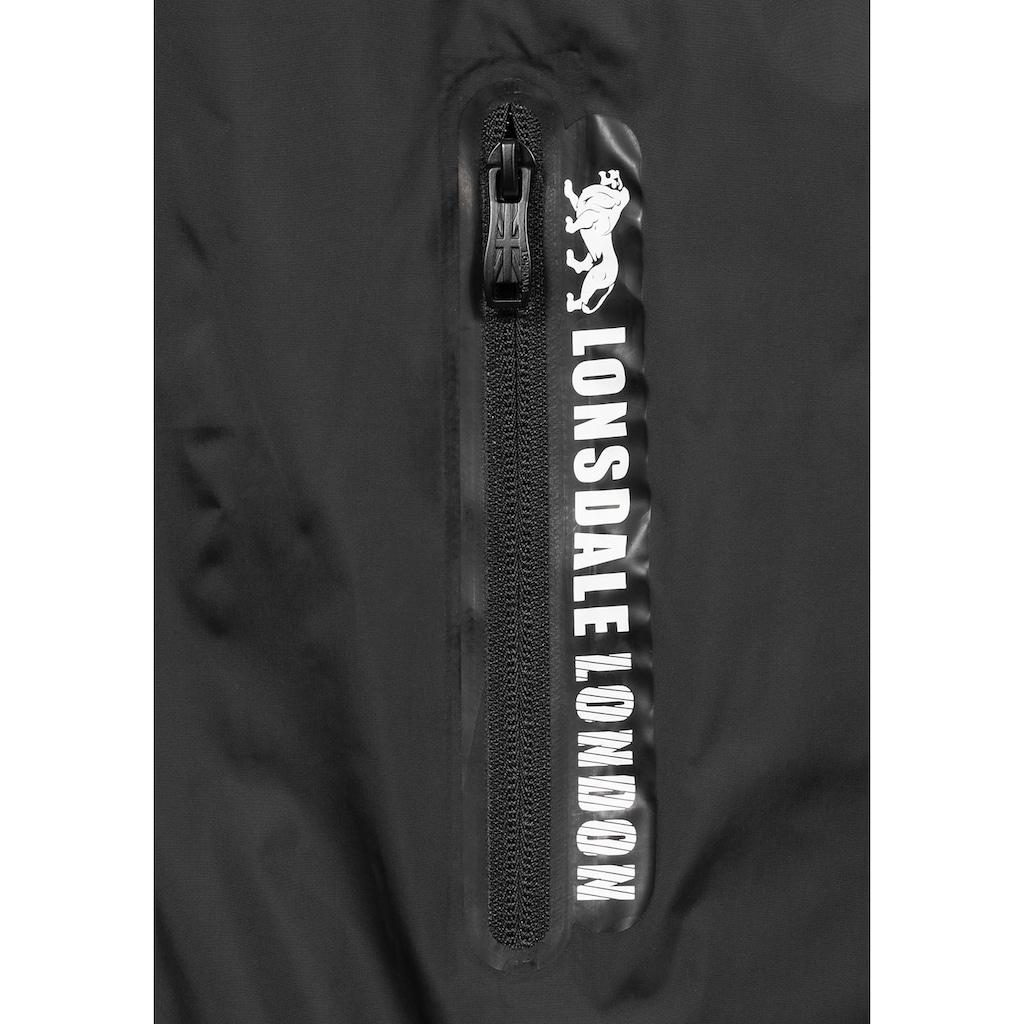 Lonsdale Windbreaker »WEEDON«