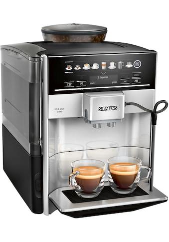 SIEMENS Kaffeevollautomat »EQ6plus S300 TE653501DE« kaufen