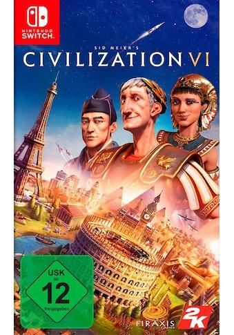 2K Spiel »Sid Meier's Civilization VI«, Nintendo Switch, CIAB kaufen