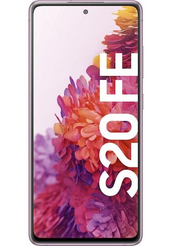 """Samsung Smartphone »Galaxy S20FE 128gb«, (16,4 cm/6,5 """", 128 GB Speicherplatz, 12 MP... kaufen"""