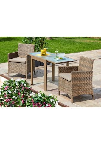 MERXX Gartenmöbelset »Treviso Premium« kaufen