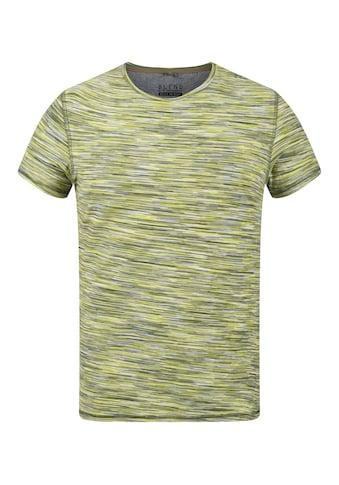 Blend Rundhalsshirt »20709770«, T-Shirt mit Muster kaufen