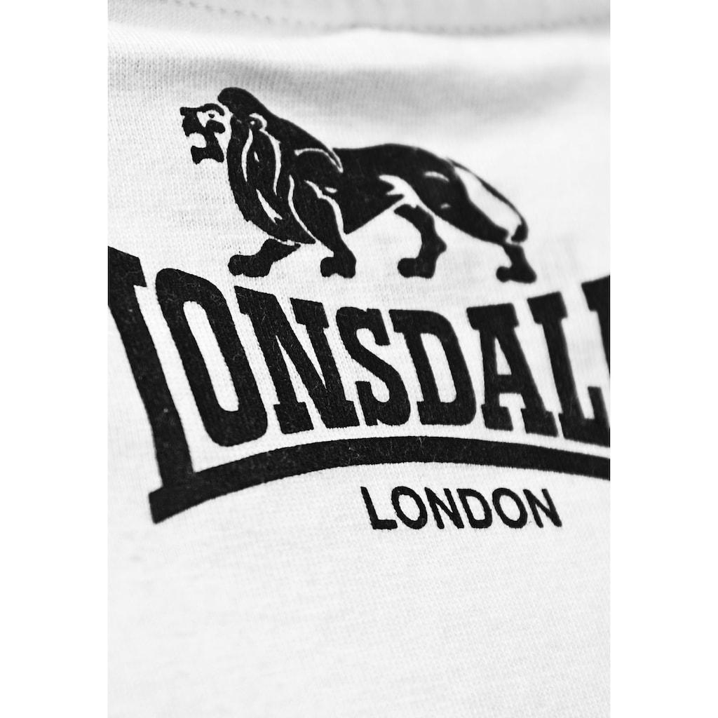 Lonsdale T-Shirt »LOGO«