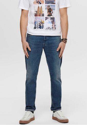 ONLY & SONS Regular - fit - Jeans »WEFT REG« kaufen