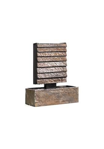 Zimmerbrunnen »Ava S, aus Naturschiefer, 33 cm« kaufen