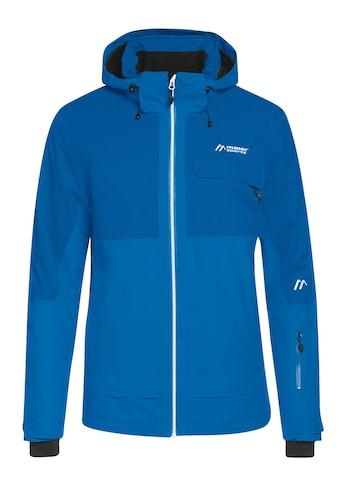 Maier Sports Skijacke »Dammkar Pure M«, Hoch innovativ und atmungsaktiv für maximale... kaufen