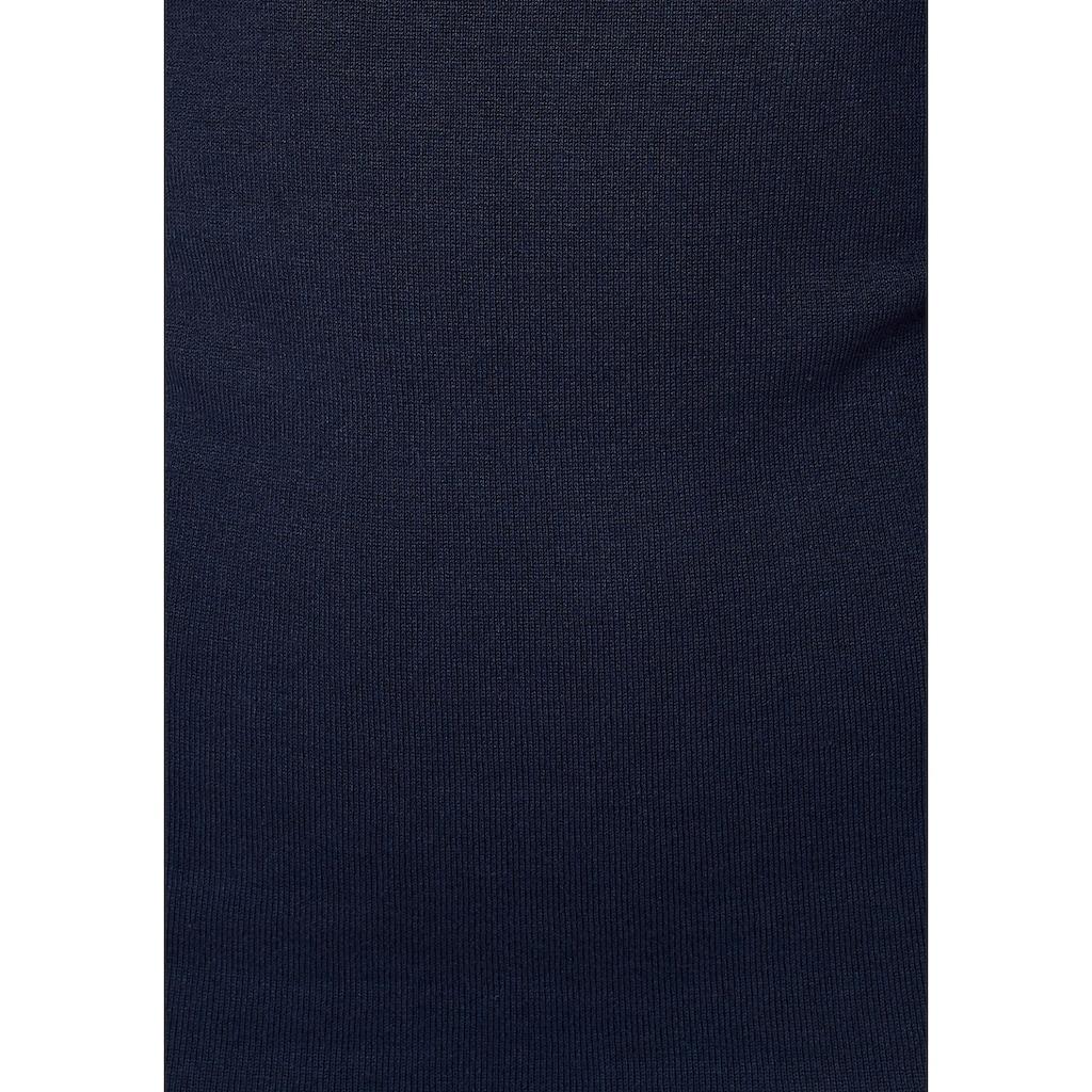 AJC Strickkleid, in schlichter Strickoptik