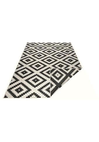 bougari Teppich »Malta«, rechteckig, 5 mm Höhe, In- und Outdoor geeignet,... kaufen