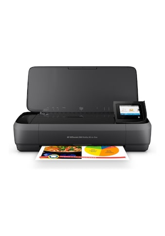 Mobiler Drucker, HP, »OfficeJet 250 Mobile All - in - One« kaufen