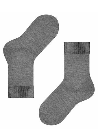 FALKE Socken »Comfort Wool«, (1 Paar), aus klimaregulierender Merinowolle kaufen