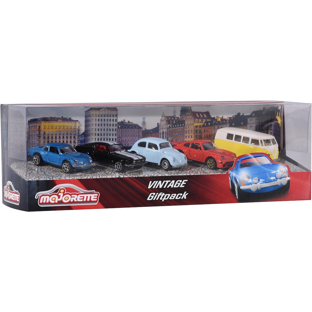 majORETTE Spielzeug-Auto »Vintage«