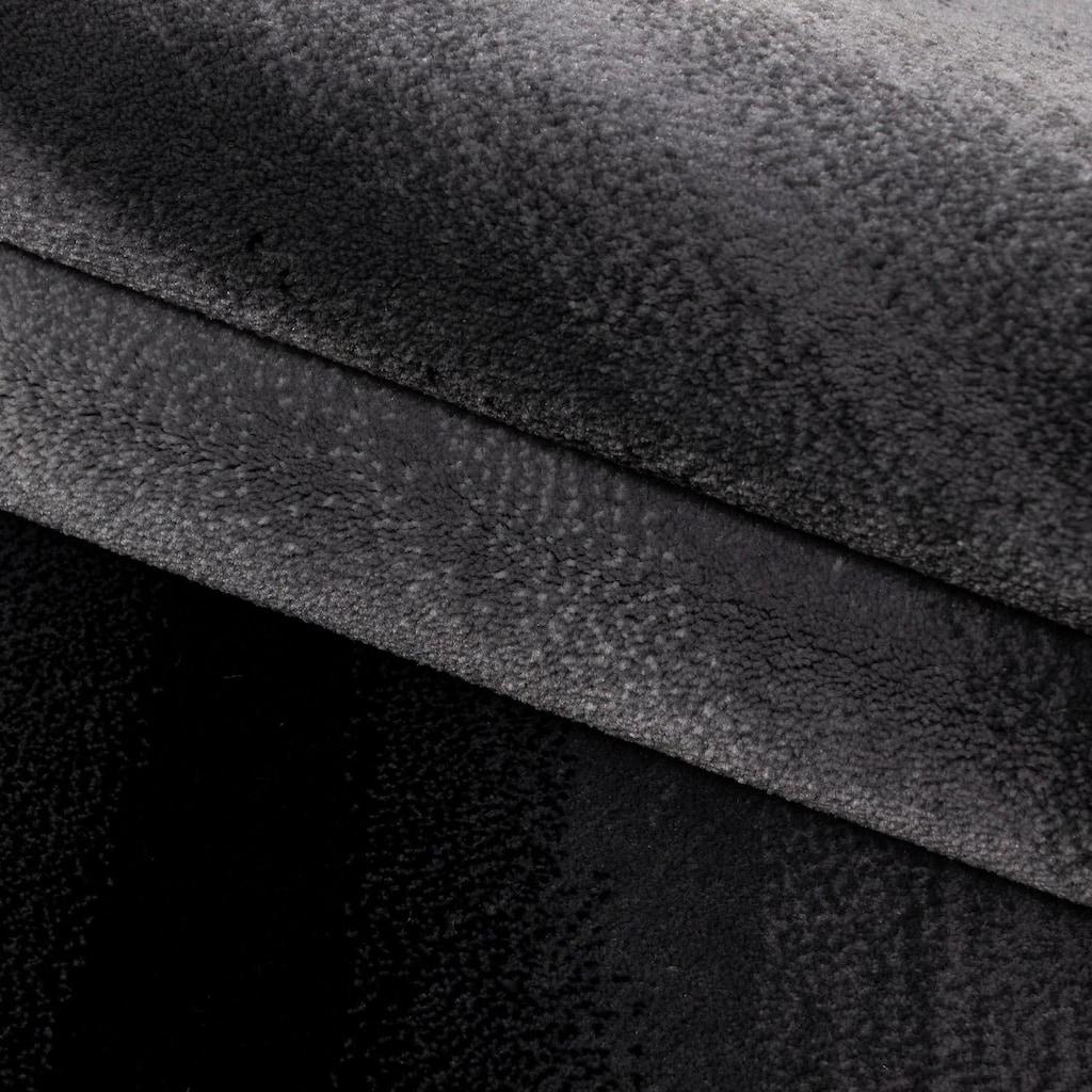 Ayyildiz Läufer »Miami 6630«, rechteckig, 12 mm Höhe, Kurzflor, 80cm x 300cm (BxL)