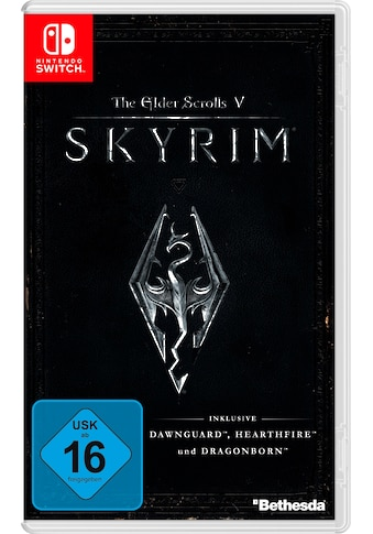 Nintendo Switch Spiel »The Elder Scrolls V: Skyrim«, Nintendo Switch kaufen