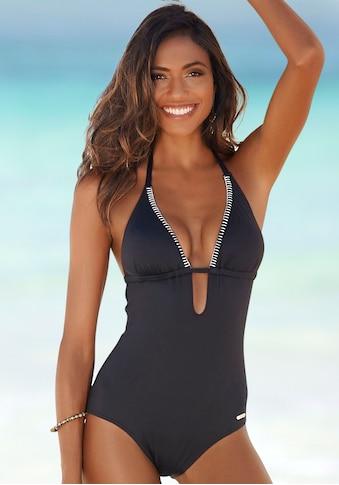 Sunseeker Badeanzug »Dainty«, mit Häkelkante kaufen