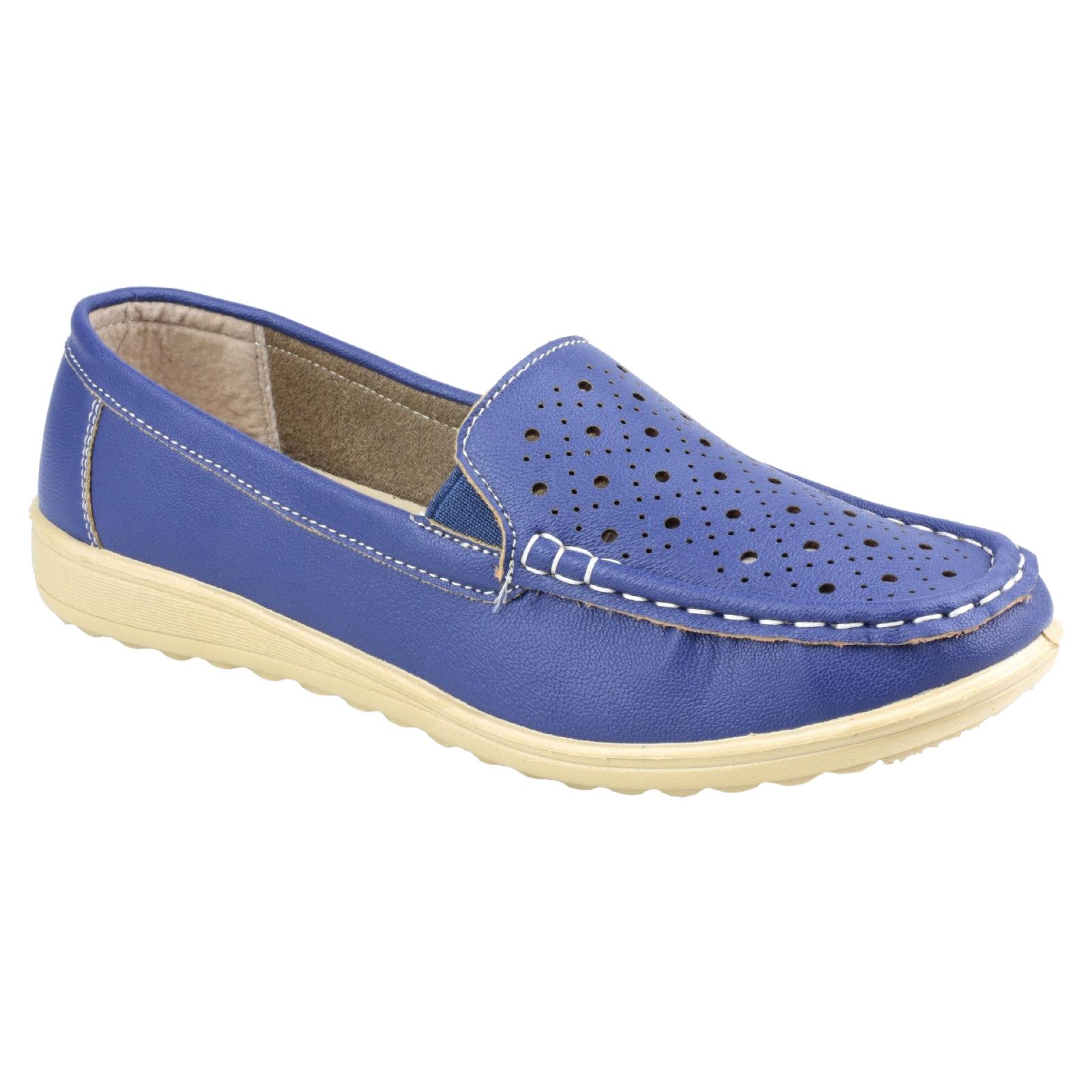 Image of Amblers Safety Mokassin »Cherwell Damen Schuhe«