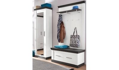 Home affaire Garderoben - Set »Siena« (Set, 3 - tlg) kaufen