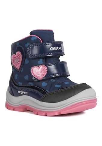 Geox Kids Winterboots »FLANFIL GIRL«, mit TEX-Ausstattung kaufen