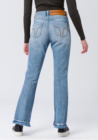 MISS SIXTY Bootcut - Jeans »DENIM TROUSERS« kaufen