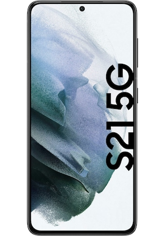 "Samsung Smartphone »Galaxy S21«, (15,84 cm/6,2 "", 128 GB, 64 MP Kamera), 128GB silver 5G kaufen"