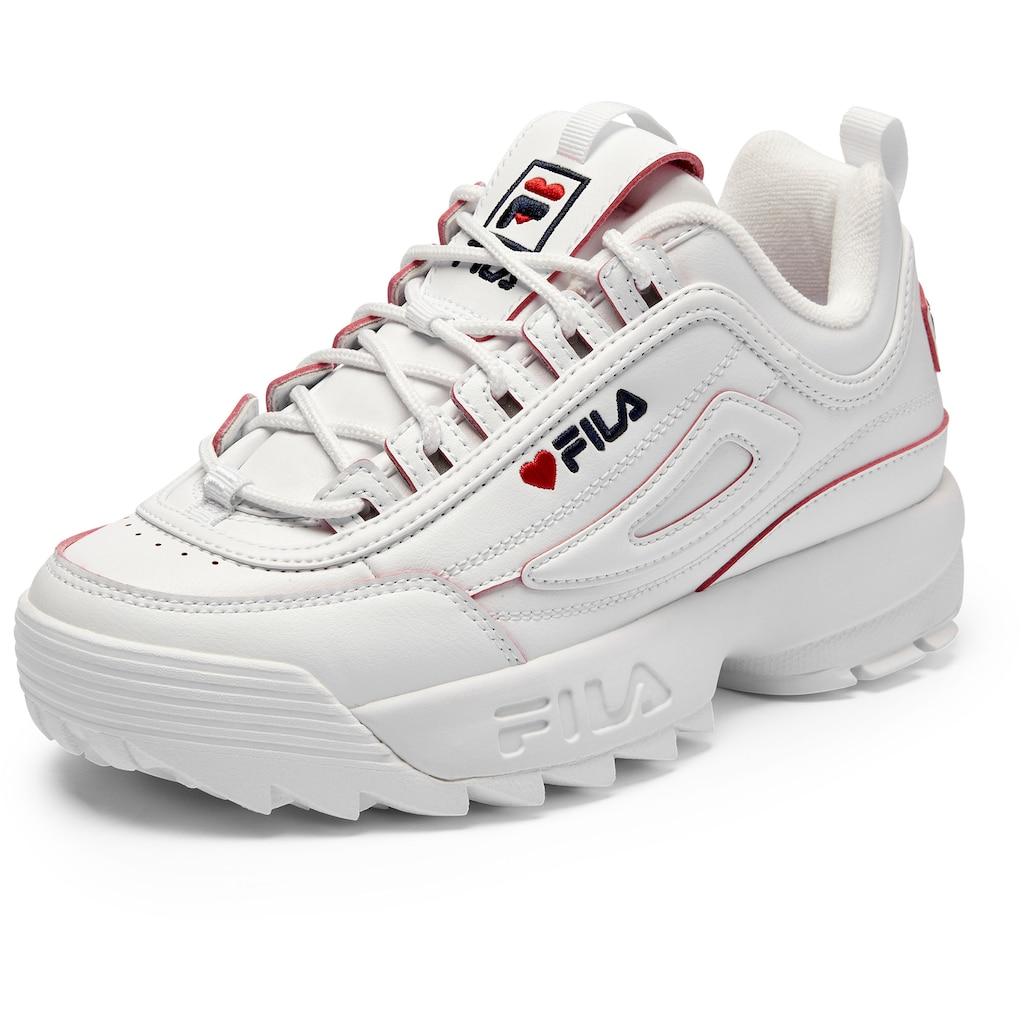 Fila Sneaker »Disruptor VALENTINE'S DAY«