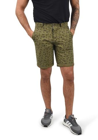 Blend Chinoshorts »20710128«, kurze Hose im Chino-Stil mit Muster kaufen
